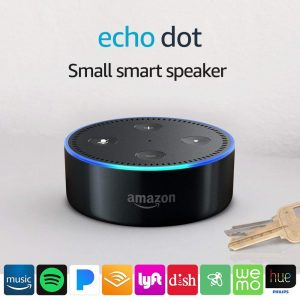 Amazon echo dot | technology gifts for her