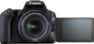 best camera for youtubers | canon 200D camera