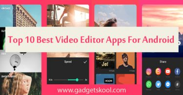 the top 10 best video editing apps for android
