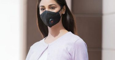 Xiaomi Mi AirPOP PM 2.5 Air pollution mask India
