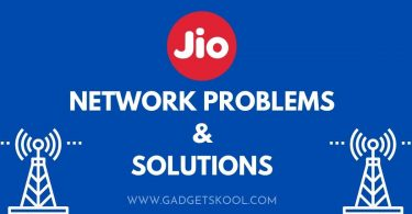 Jio Network Problems | poor or no signal issues